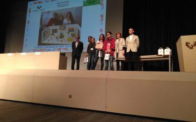 Medalla de bronce en el IV Concurso de Cristalización de la UPV