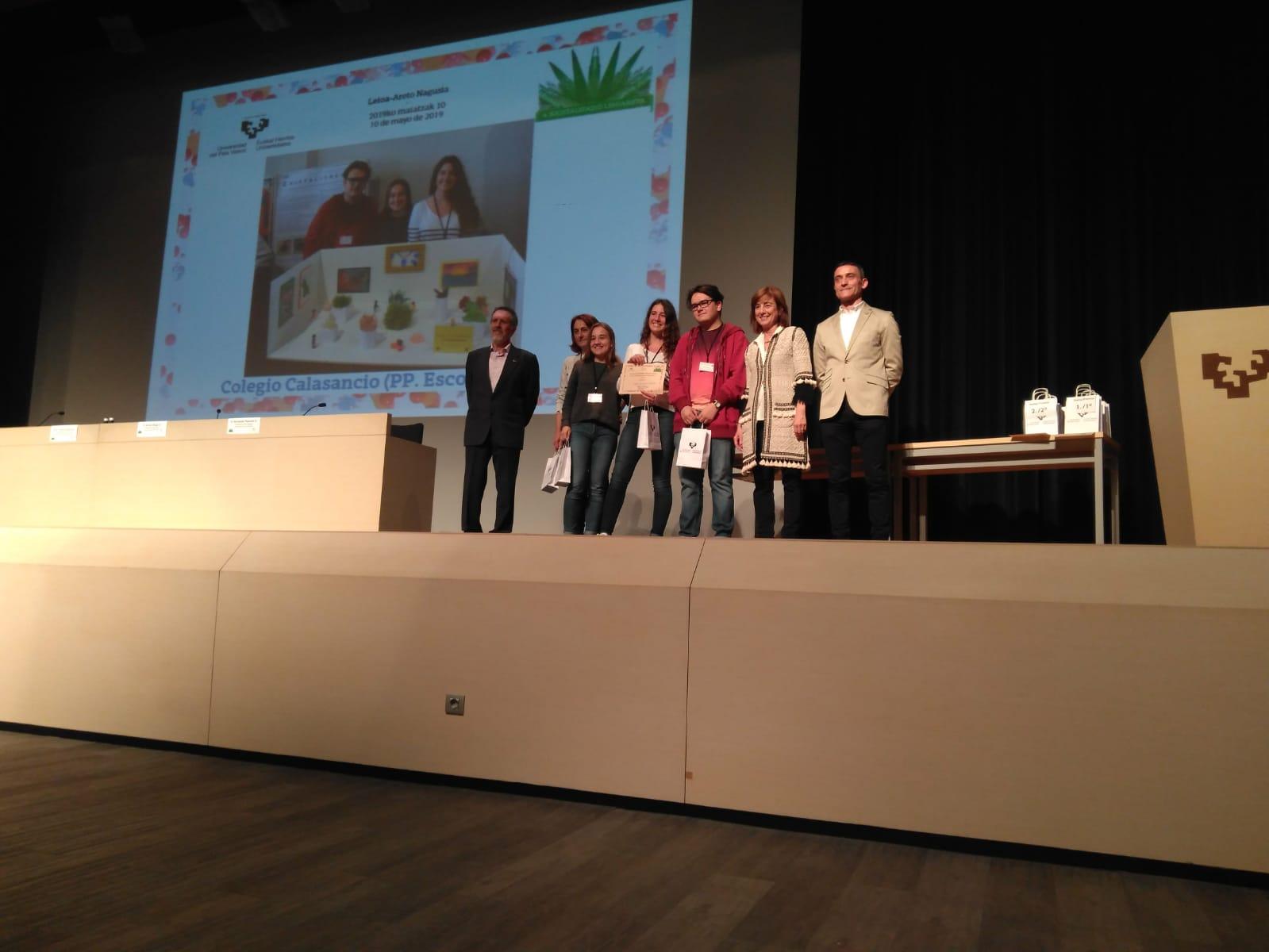 Medalla de bronce en el IV Concurso de Cristalización de la UPV ...