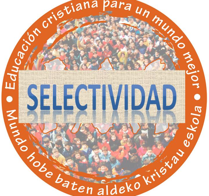 """Un año más, muy buenos resultados en """"Selectividad"""""""