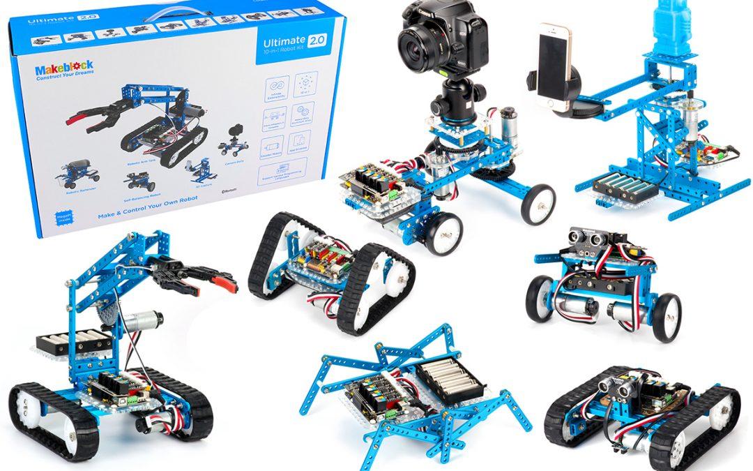 Robotikako proiektuak