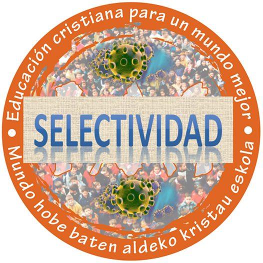 ESTE CURSO TAMBIÉN, MUY BUENOS RESULTADOS EN SELECTIVIDAD. ZORIONAK!