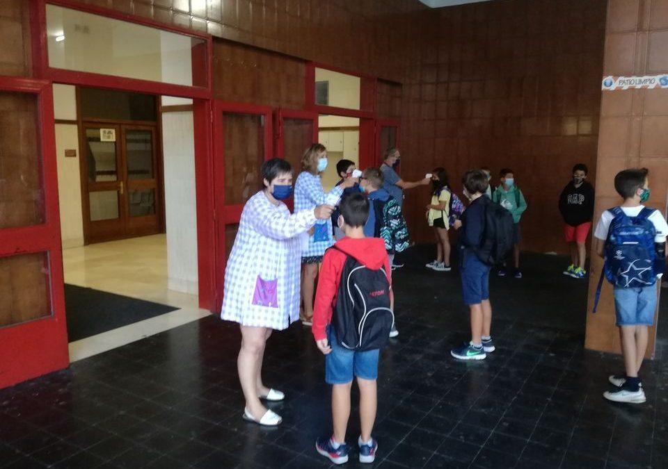IKASTETXERA ITZULERA! ¡VUELTA AL COLE! BACK TO SCHOOL!
