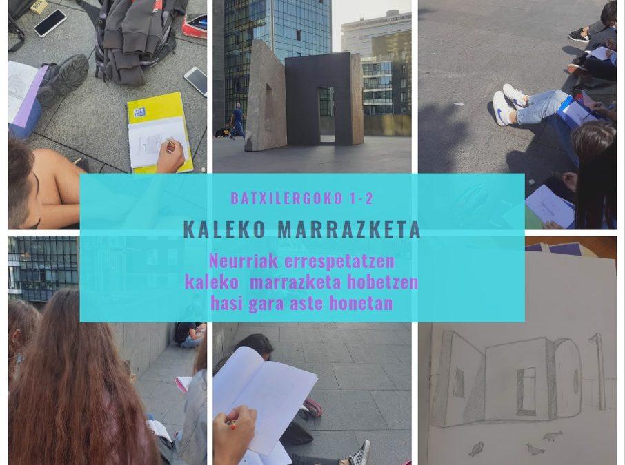 KALEKO MARRAZKETA