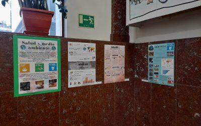 Trabajando con los Objetivos de Desarrollo Sostenible: Hambre Cero, Salud-Bienestar y Agua-Saneamiento
